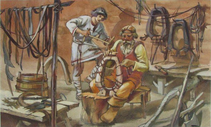 Маркел-самодел и его дети — Пермяк Евгений
