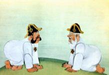 Повесть о том, как один мужик двух генералов прокормил - Салтыков-Щедрин