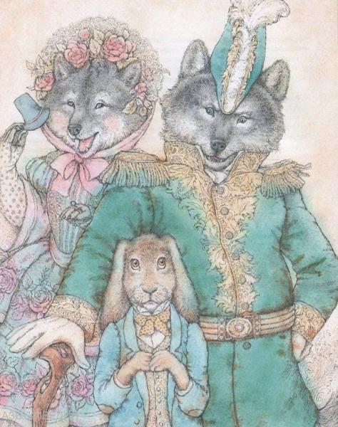 Самоотверженный заяц - Салтыков-Щедрин