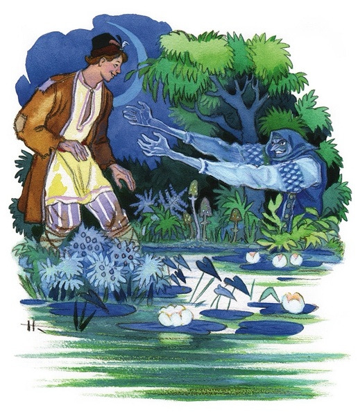 Синюшкин колодец - Бажов Павел