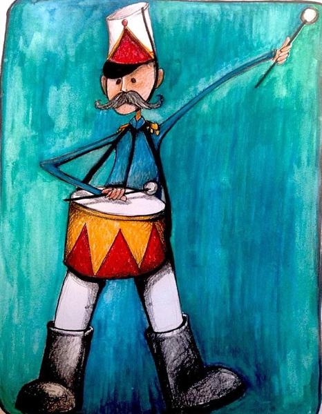 Волшебный барабан — Джанни Родари
