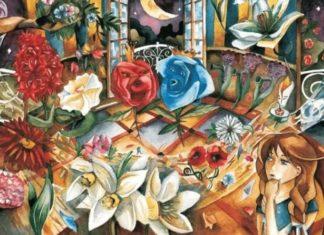 Цветы маленькой Иды — Ганс Андерсен